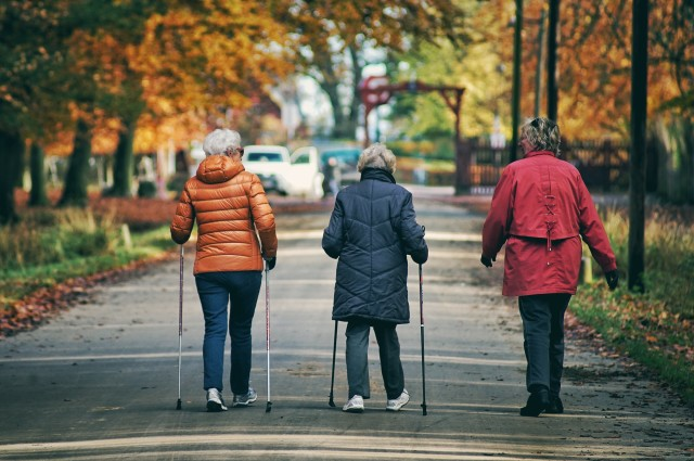 avoiding social isolation of seniors