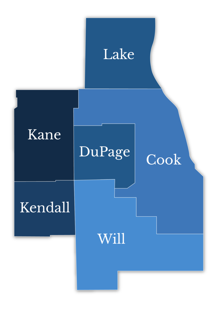 Image of the Counties serves