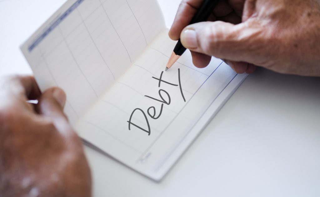 Settling the debts of a deceased person
