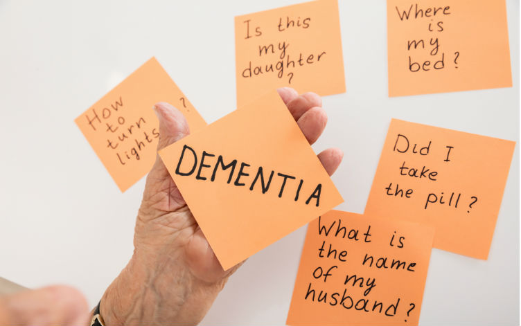estate planning with dementia