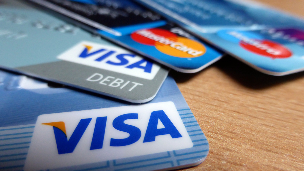Managing Credit cards